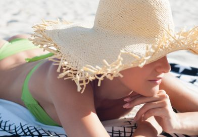 How to Keep Your Skin from Becoming as Dry as a Sandbox This Summer