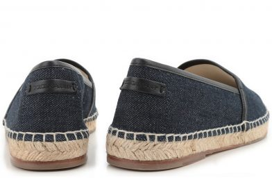 Men's espadrilles, a revolutionary casual look for summer and beach