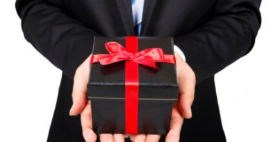 Why give away employee recognition gifts?